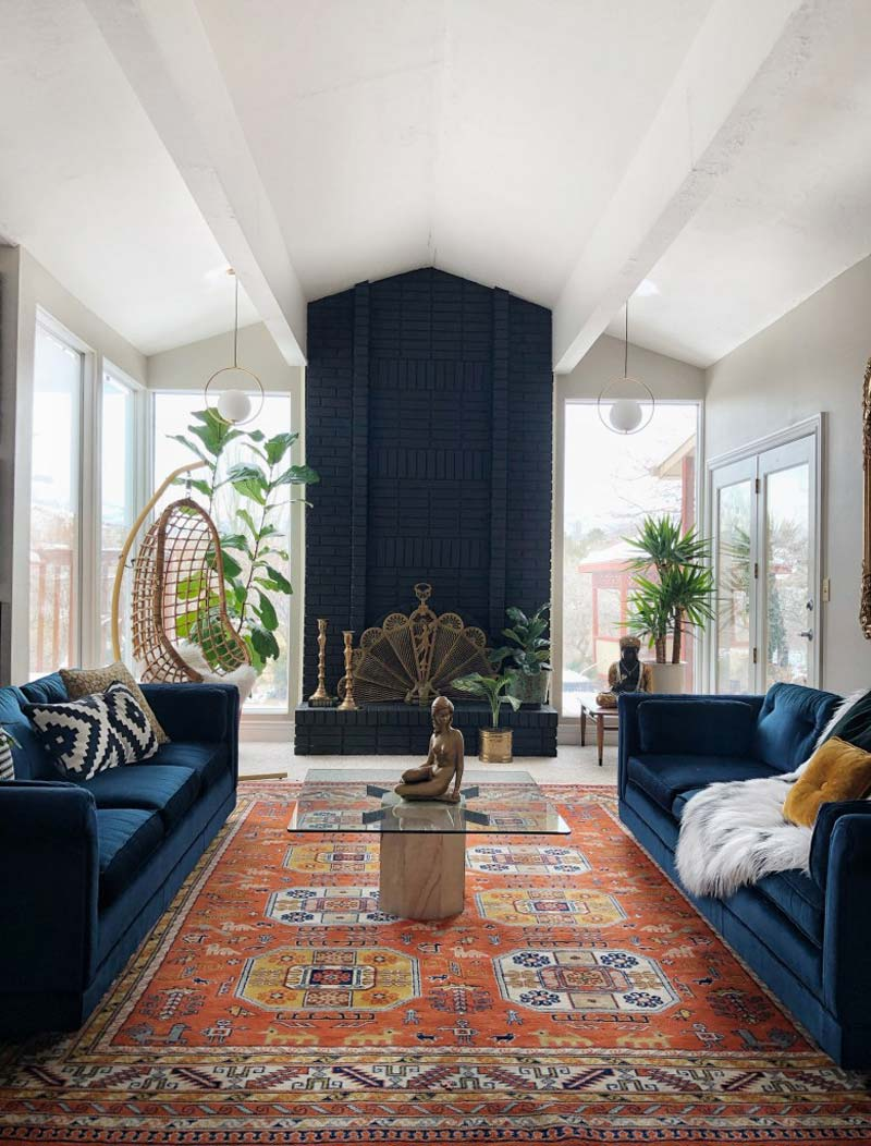 30x Eclectic interior Living inspiration
