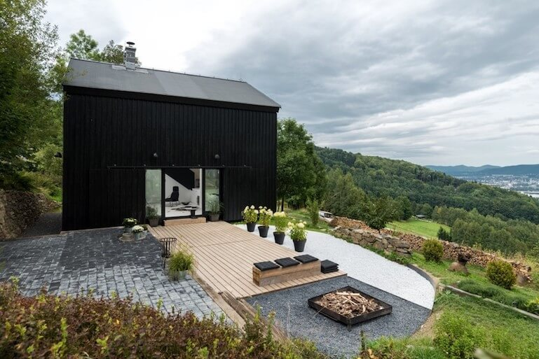 From an old barn to a dream home! Inside viewers