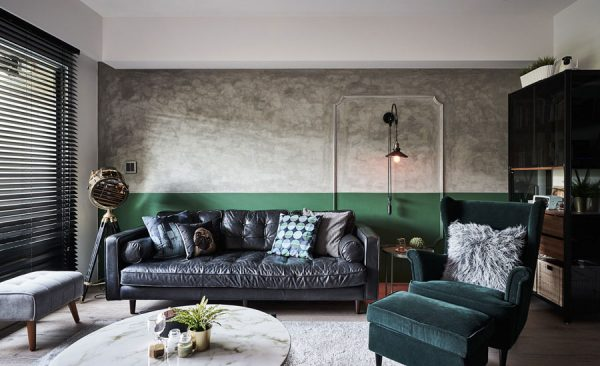 How to paint paneling - 5 tips! Living inspiration