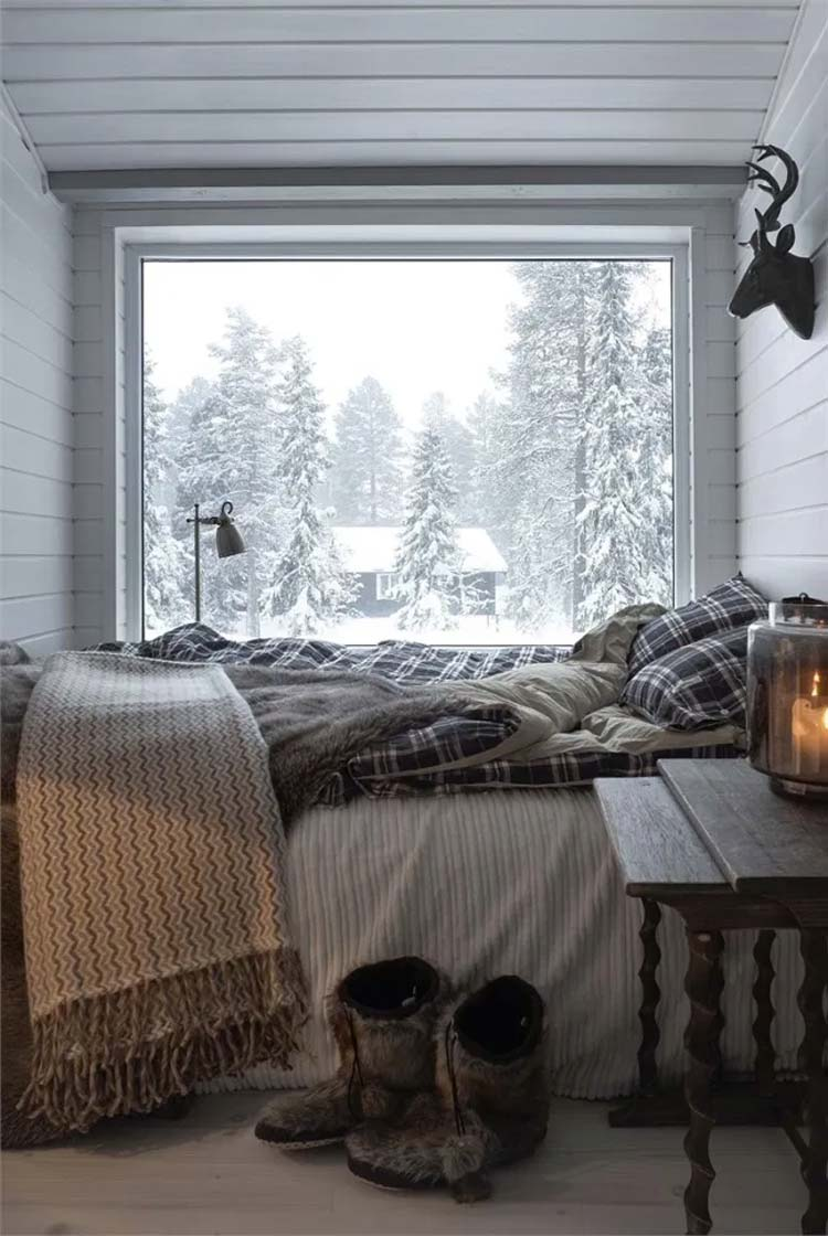 Lovely to bring the winter into your home Living inspiration