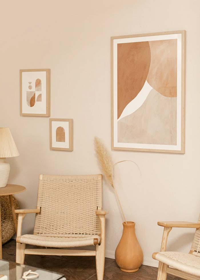 Pampas grass is the houseplant trend! Living inspiration