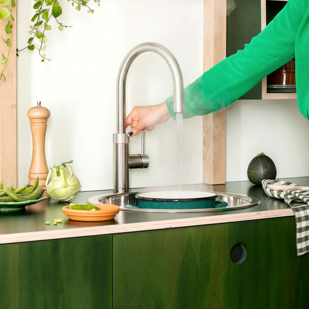 Quooker hot water tap? Or an alternative after all? Kitchen inspiration