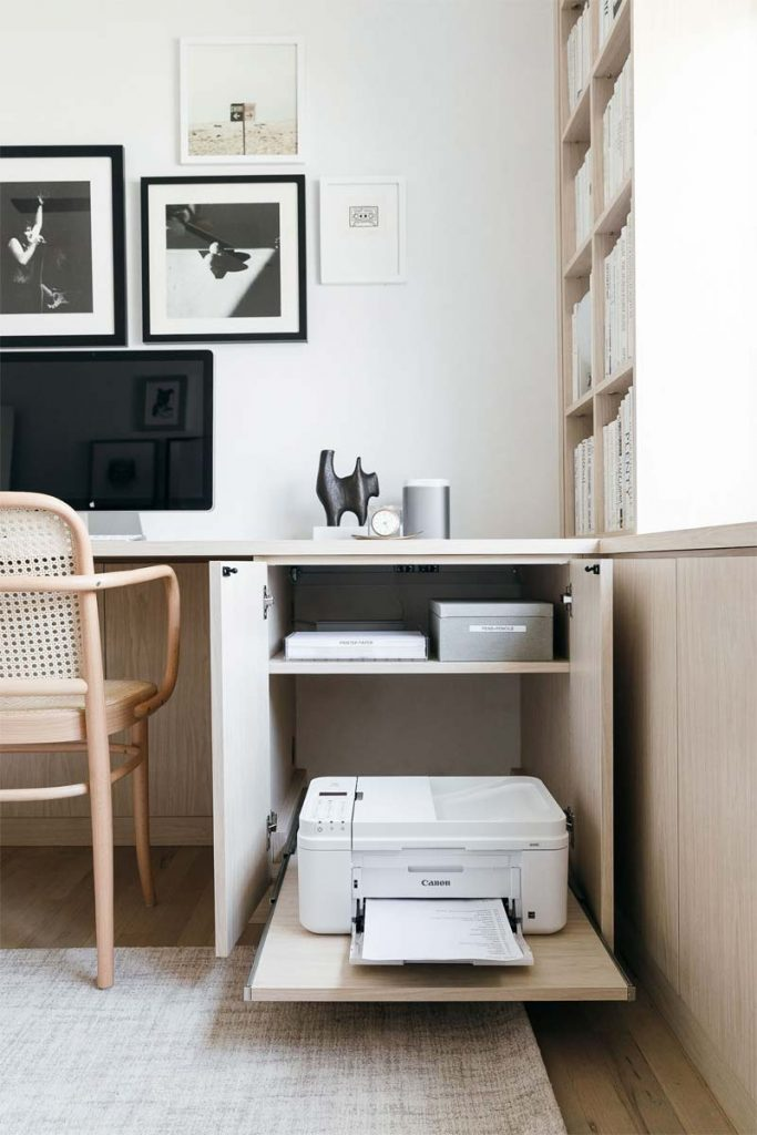 What shouldn't be missing in your home office? Workplace inspiration